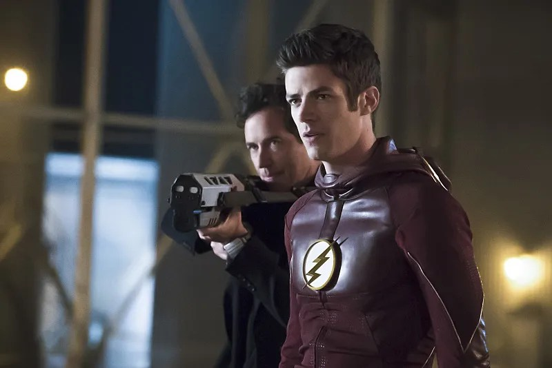 Flash Season 3 Tv Show