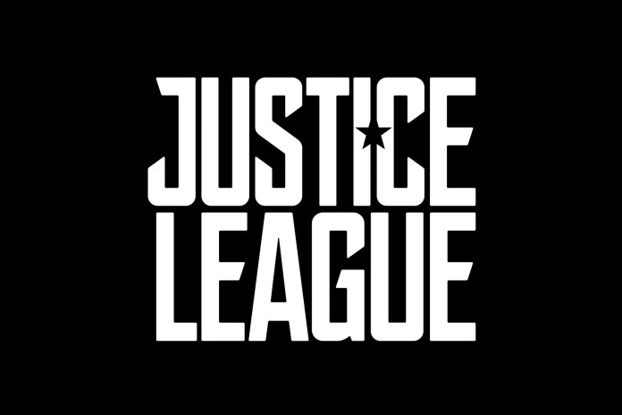 Liga da Justiça Logo Filme dc warner bross