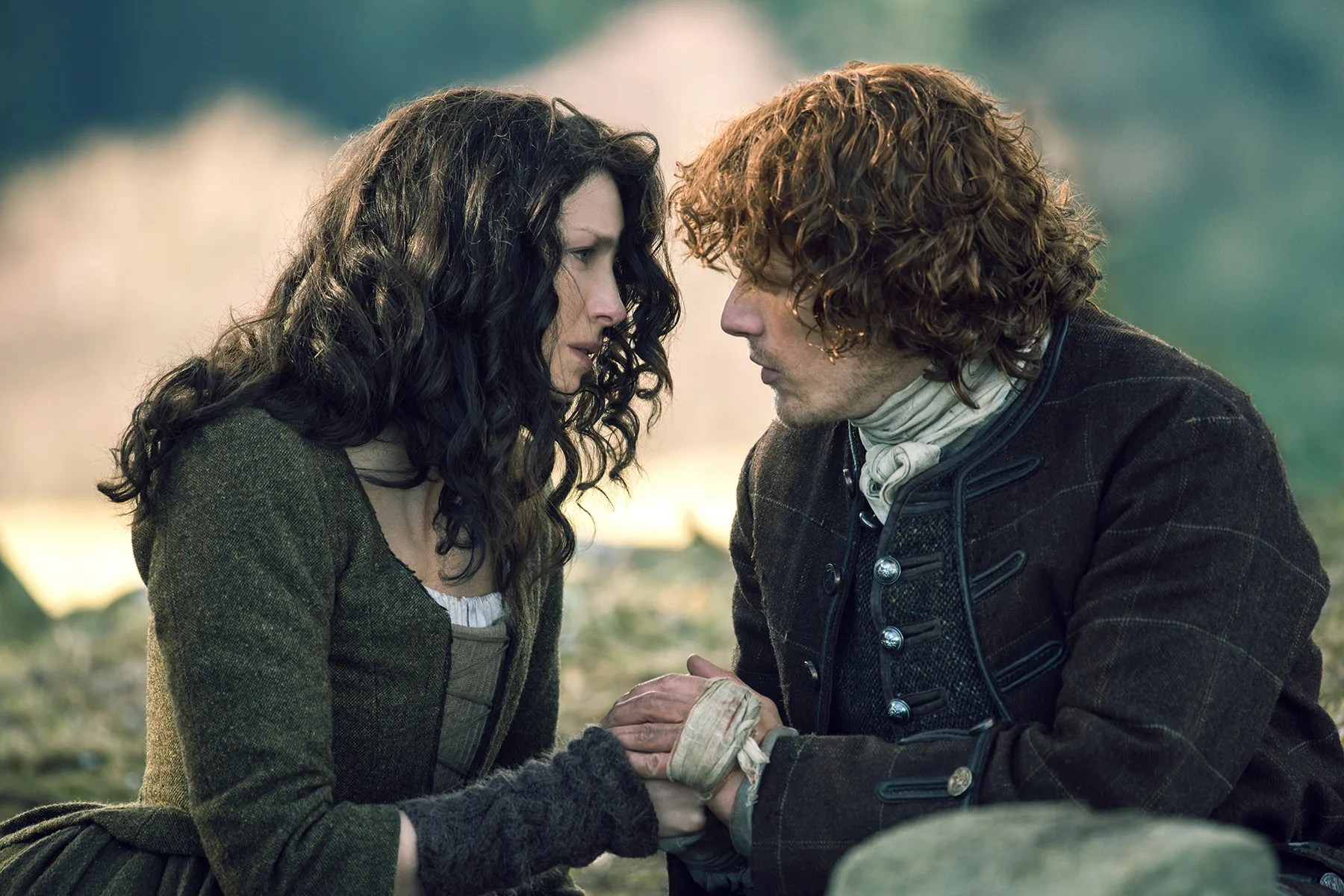 Image result for outlander Season 2