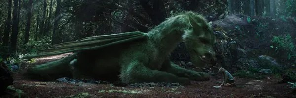 Pete's Dragon: New Trailer Features Fire and Friendship ...