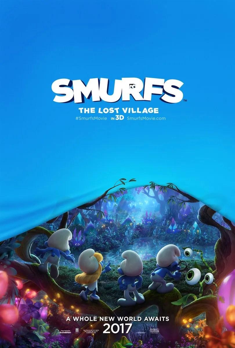 Smurfs The Lost Village Trailer Reveals All Cg Reboot Collider