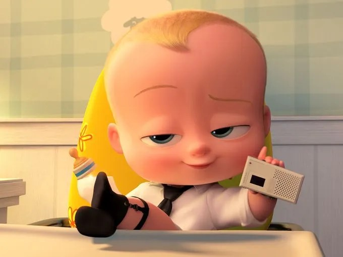 Image result for BOSS BABY HEAD