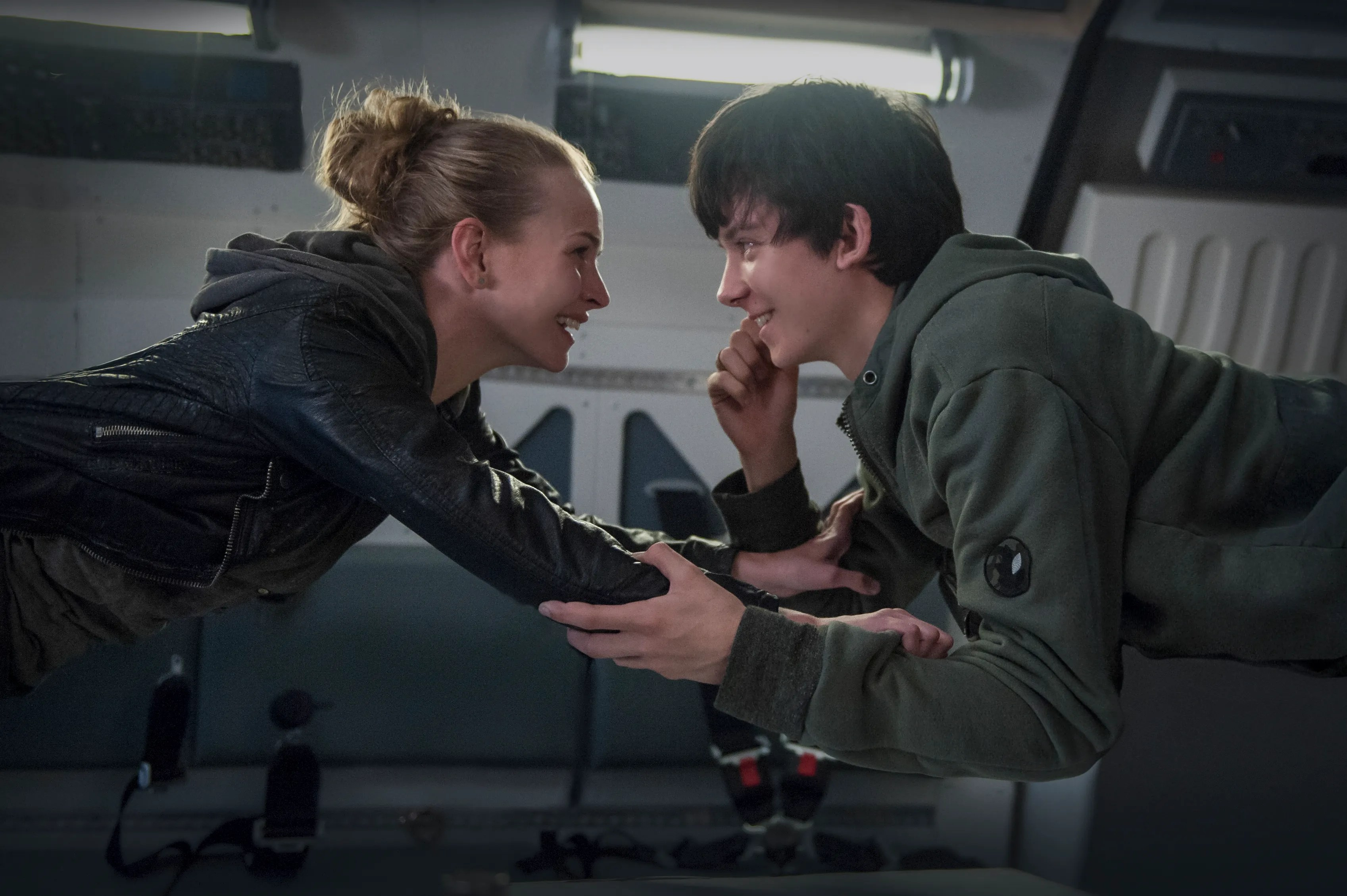 Image result for the space between us movie