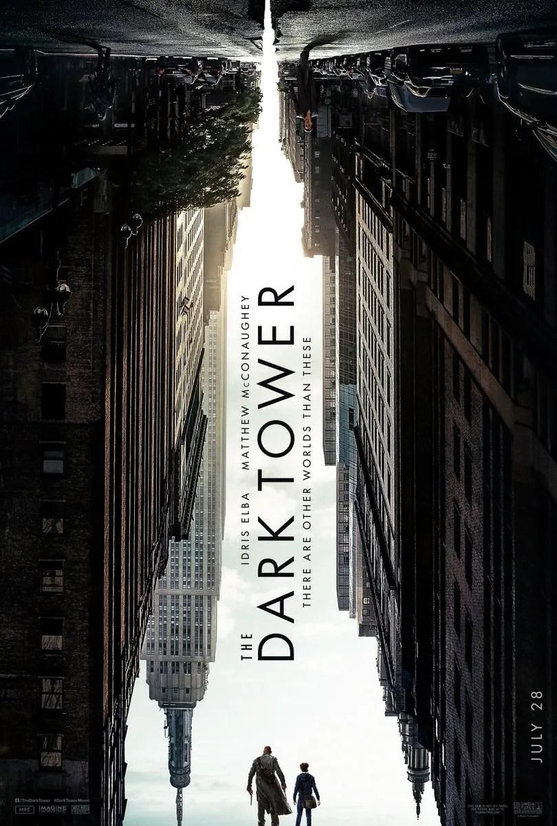 Risultati immagini per THE DARK TOWER POSTER