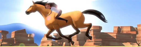 Spirit Riding Free Review Netflix Series Tames The Wild West Collider