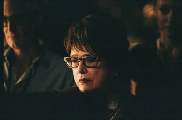 Kathy Bates, The Death and Life of John F. Donovan (Photo: Shayne Laverdière)