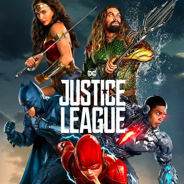Justice League Unveils New Poster Sans Superman | Collider