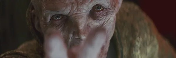 Image result for the last jedi snoke
