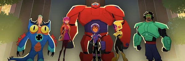 Image result for big hero 6 the series