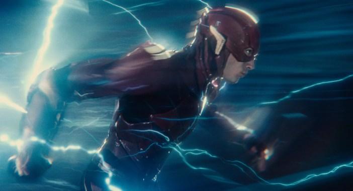 The Flash Movie: Grant Morrison Teases Ezra Miller Script Details ...