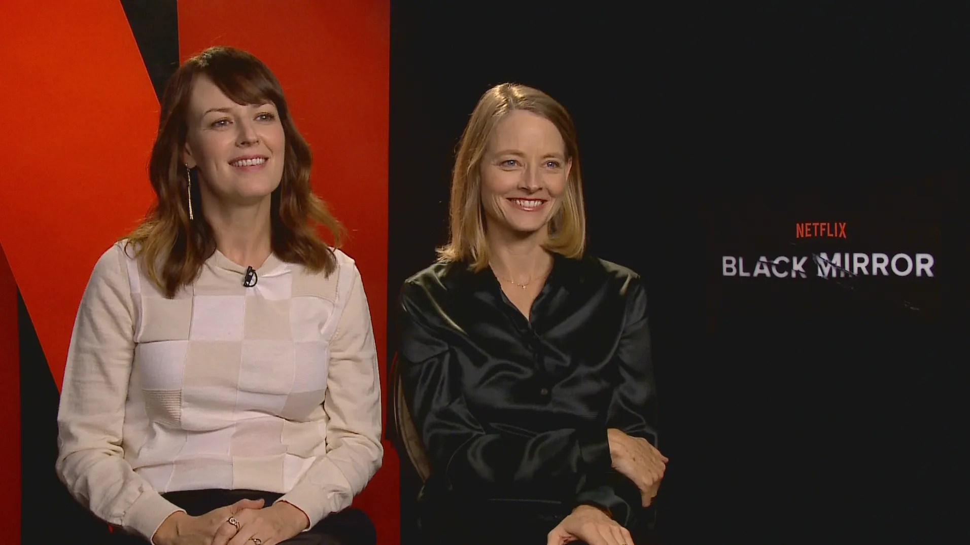 Image result for black mirror, jodie foster
