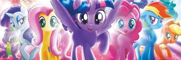 My Little Pony Movie Bluray Clip Reveals Zoe Saldana Emily Blunt Collider