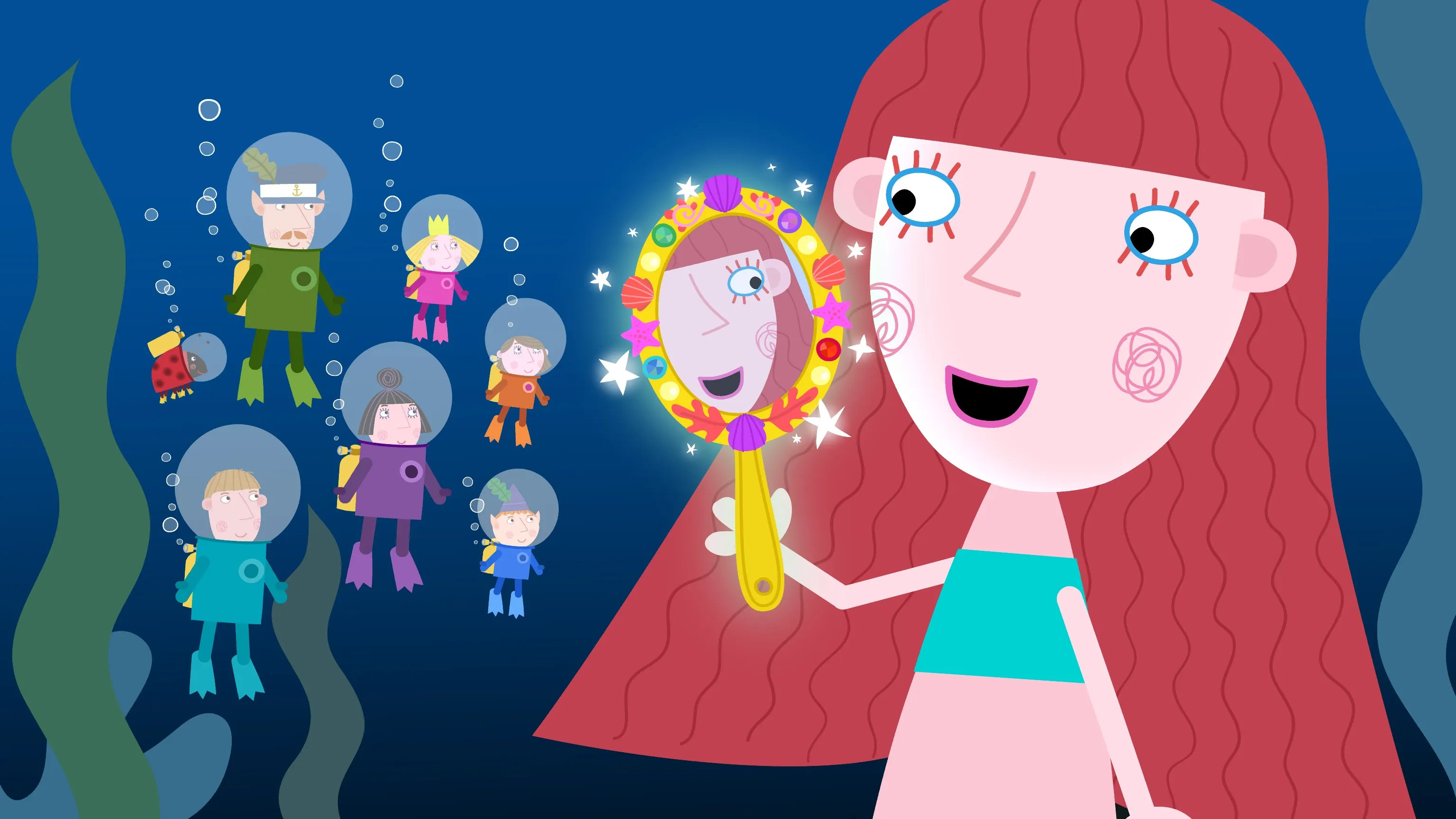 Exclusive Peppa Pig Clips And Images From Ben And Holly S Little Kingdom Collider