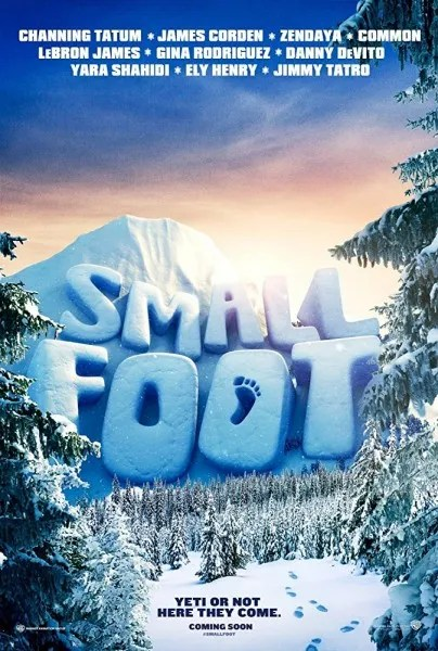 smallfoot-poster
