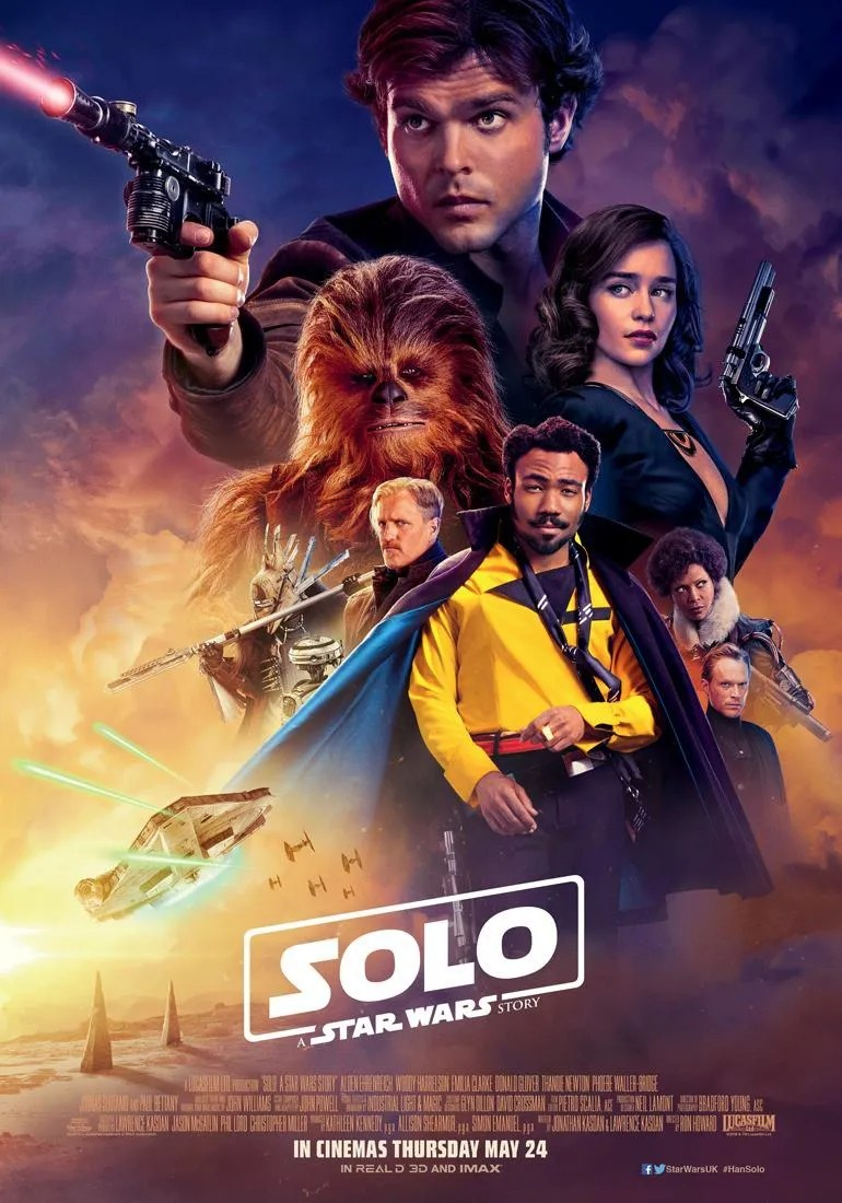 Image result for solo poster