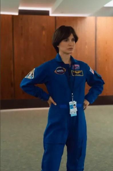 Natalie Portman Is An Astronaut In Pale Blue Dot Image