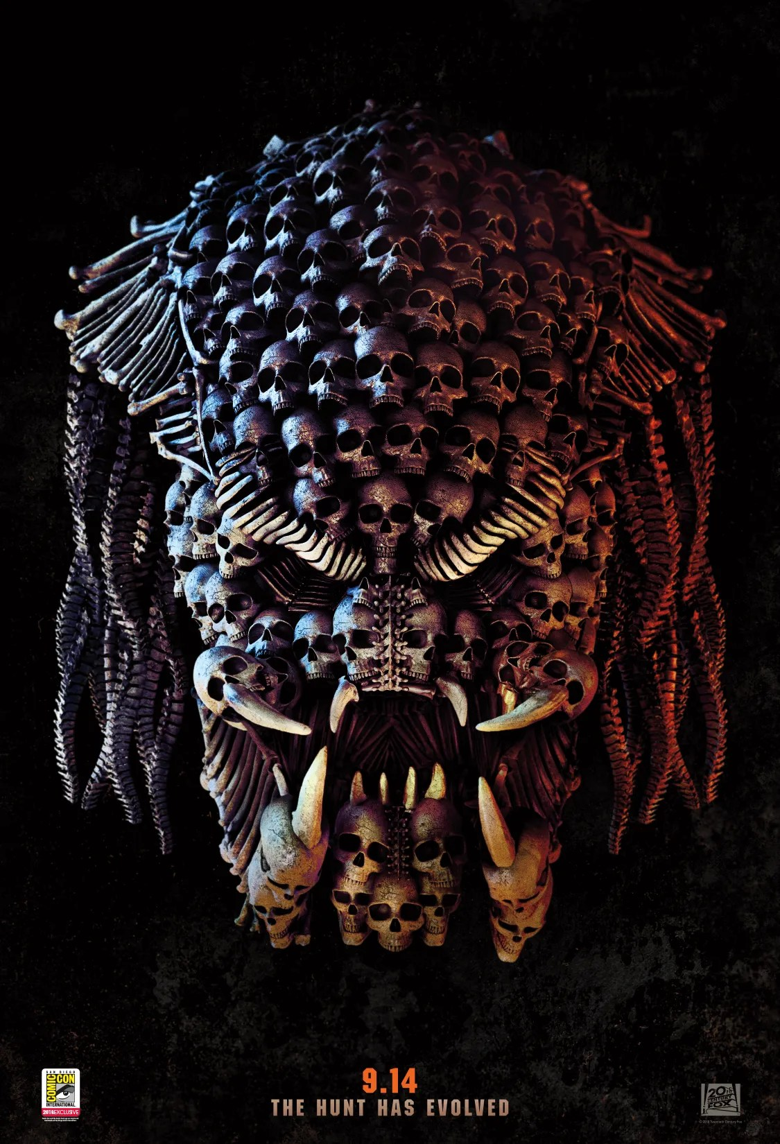 Image result for the predator poster