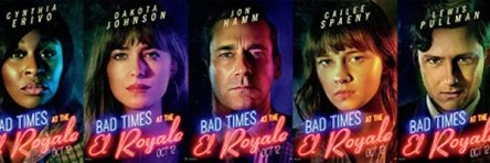 Image result for bad times at the el royale