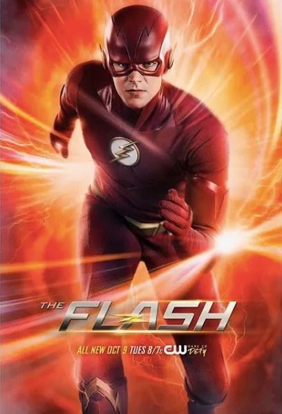 the-flash-season-5-poster