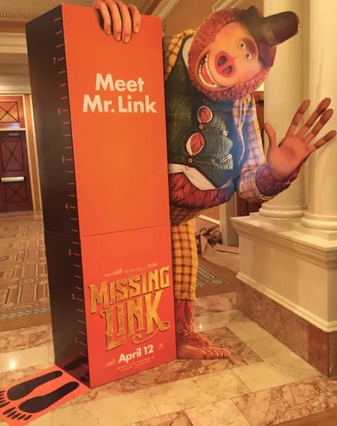 missing-link-standee-cinemacon