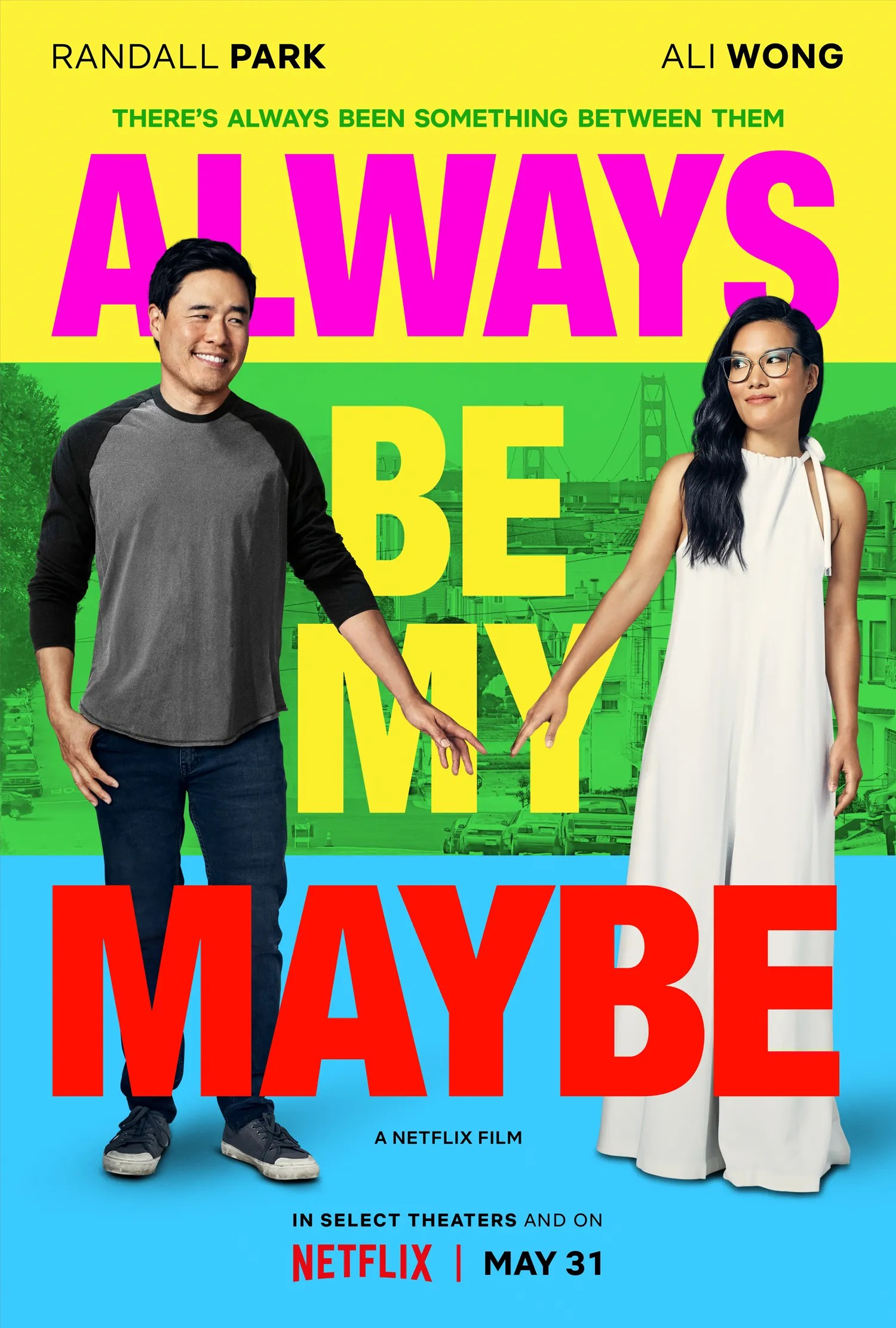 Ali Wong & Randall Park on Netflix's Always Be My Maybe ...
