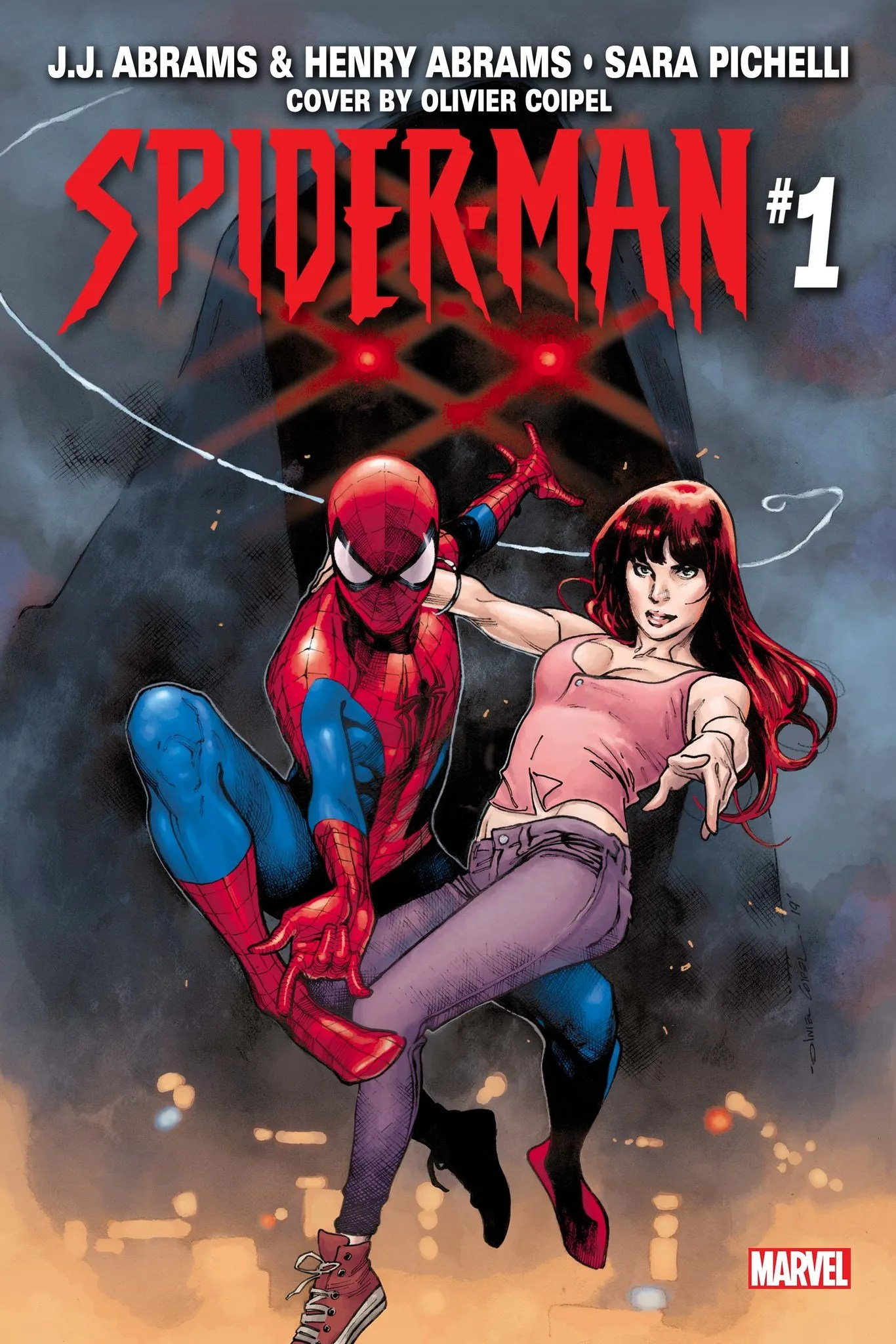 Jj Abrams And Son Writing New Spider Man Comic For Marvel