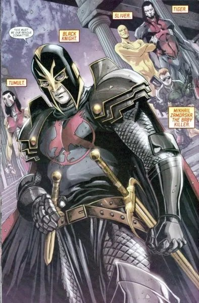 Image result for the eternals black knight
