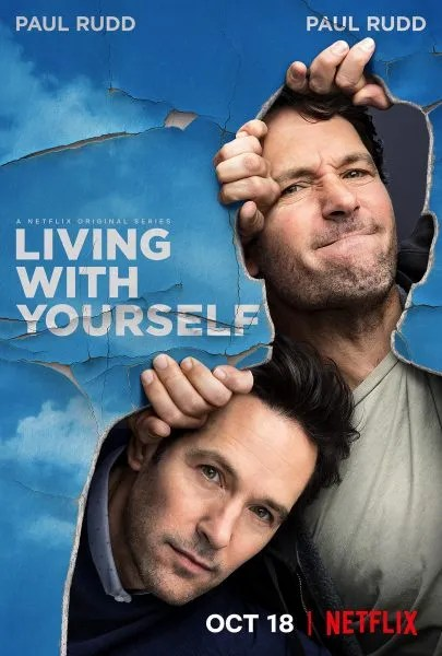 living-with-yourself-poster