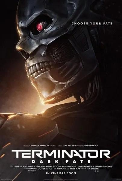 terminator-dark-fate-posters