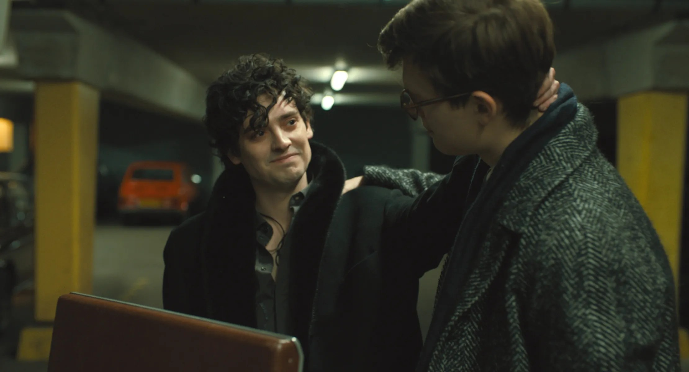 Image result for Aneurin Barnard in the goldfinch