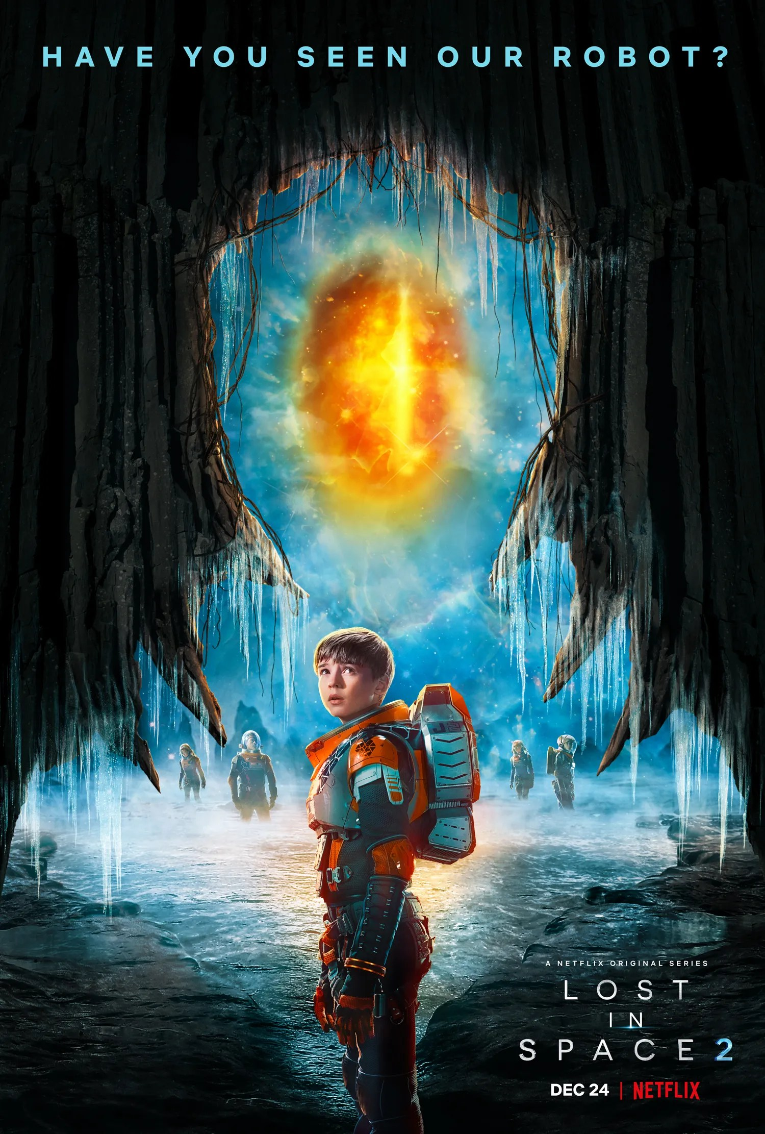 Lost In Space Season 2 Trailer Reveals Premiere Date Amp New