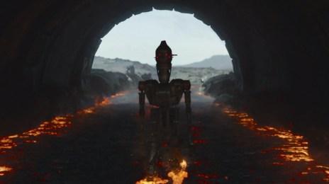 The Mandalorian Redemption