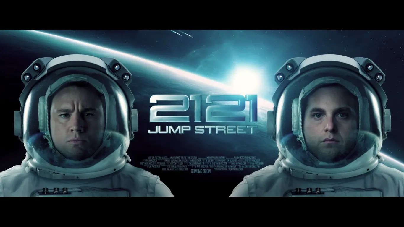 See All The 22 Jump Street Sequel Posters From Medical School To Ninja Academy