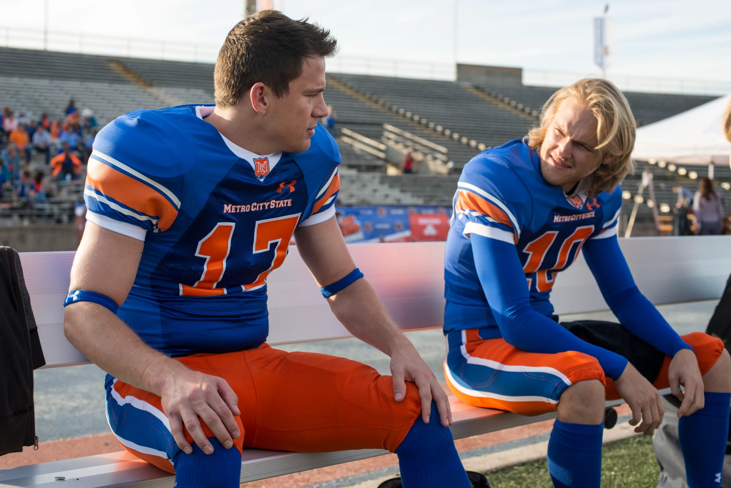 Wyatt Russell Talks 22 Jump Street And Turning Down The Hunger Games