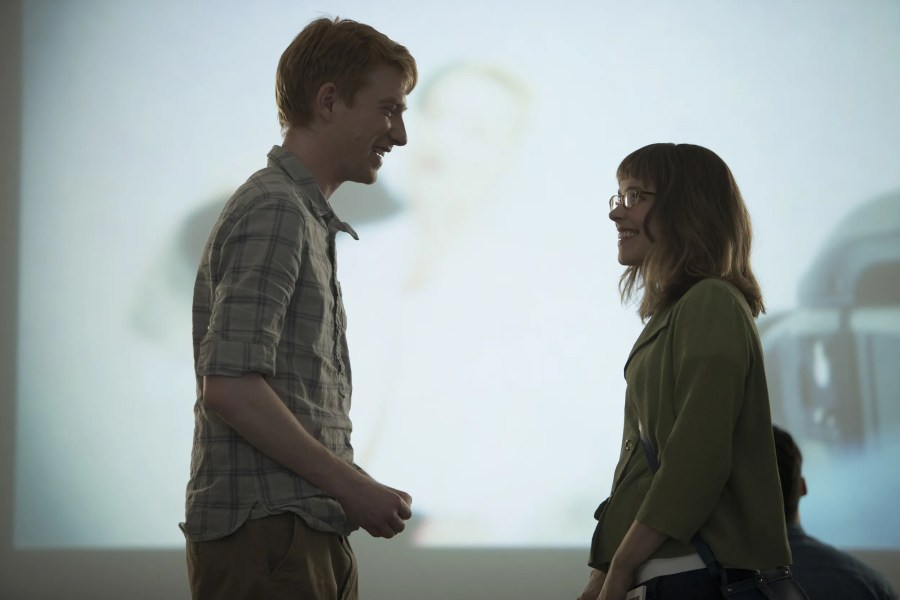 ABOUT TIME Review  ABOUT TIME Stars Domhnall Gleeson  Rachel McAdams     about time rachel mcadams domnhall gleeson