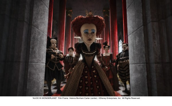 ALICE IN WONDERLAND Movie Images | Collider