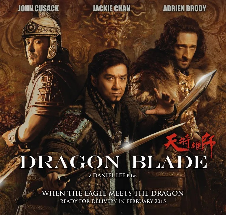 Poster do filme Dragon Blade