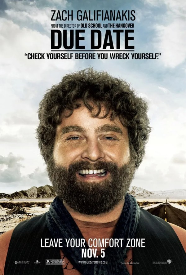 DUE DATE Movie Posters Collider