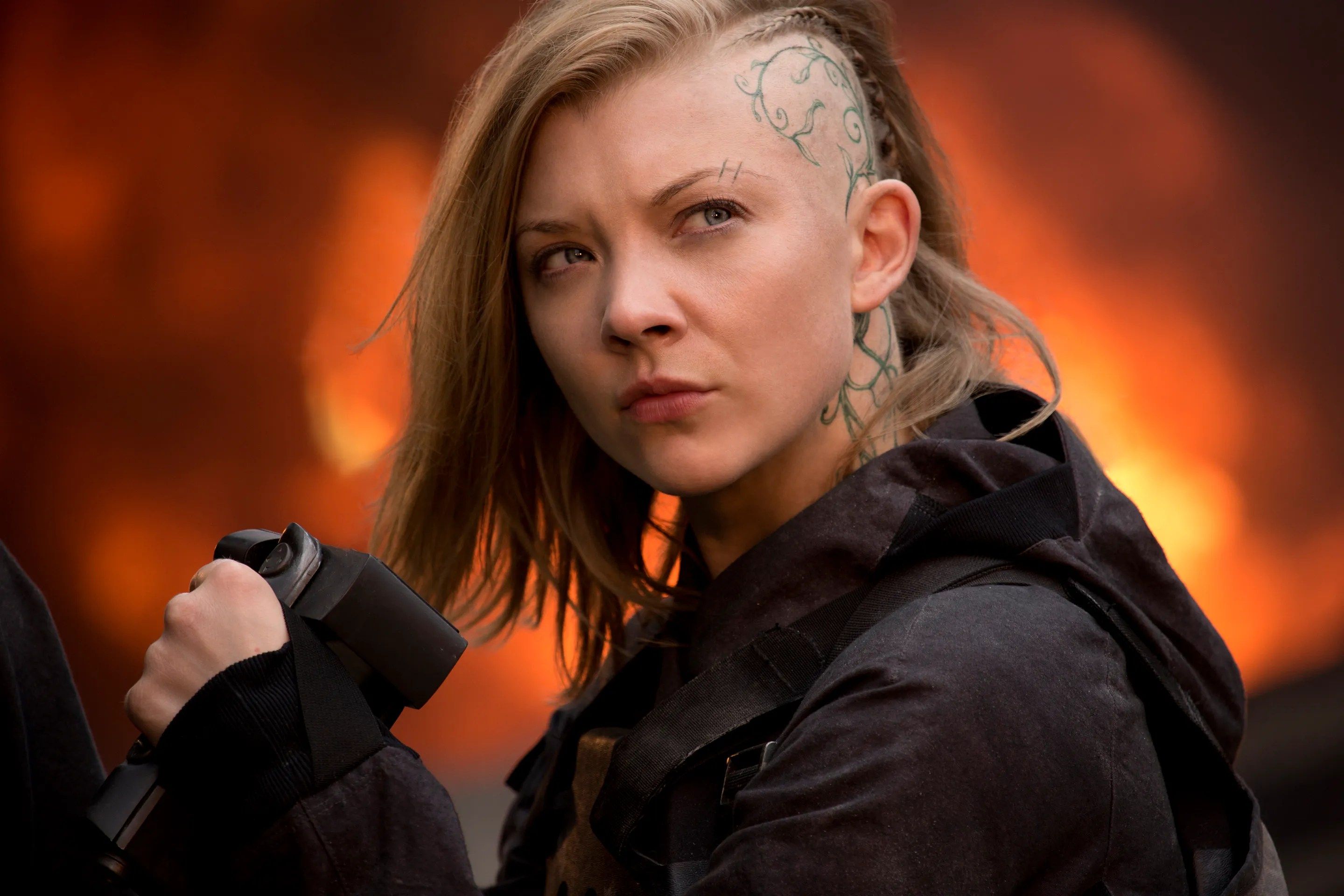 Image result for mockingjay natalie dormer
