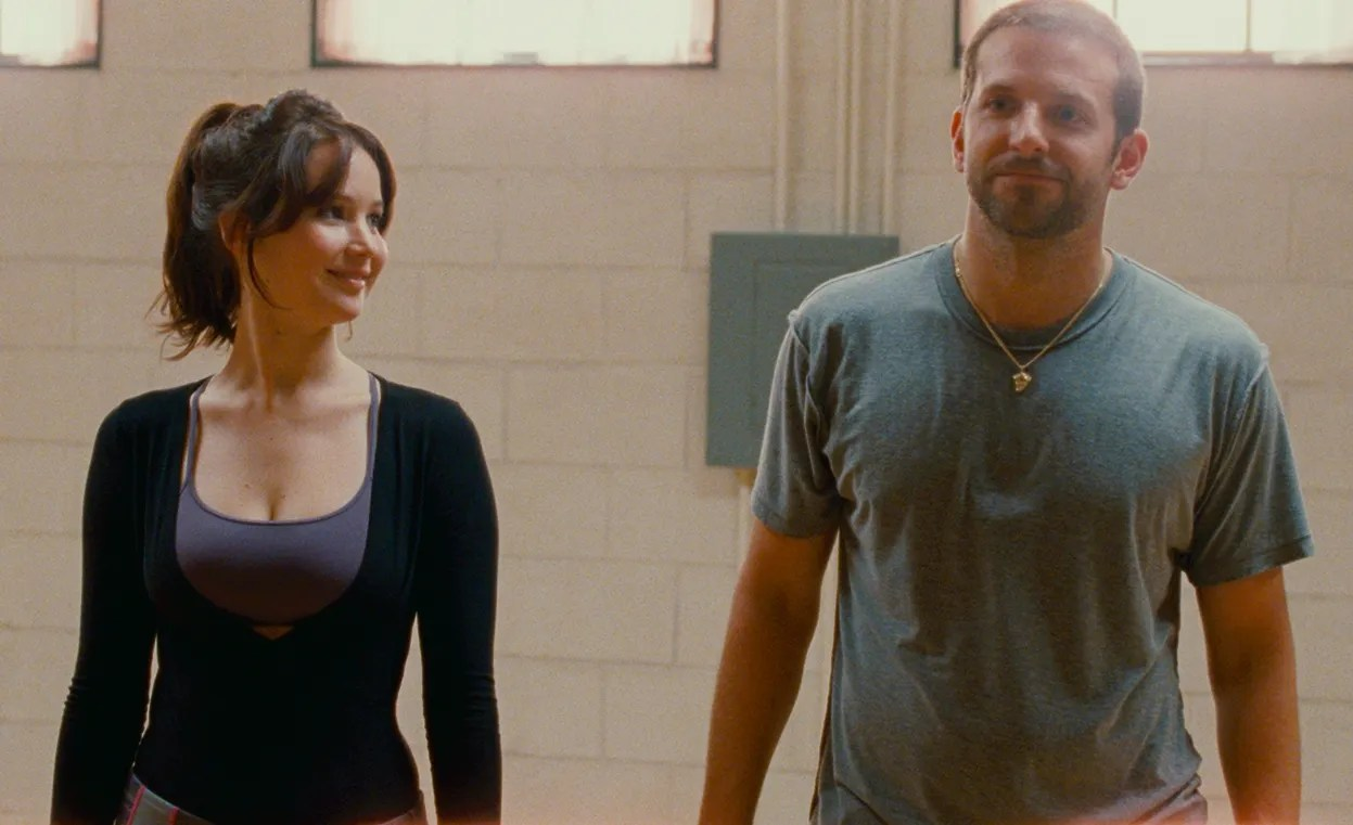 Image result for jennifer lawrence silver lining playbook