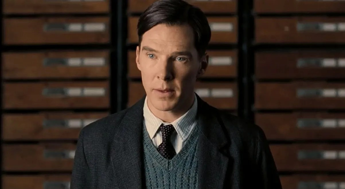 Image result for The Imitation Game cumberbatch