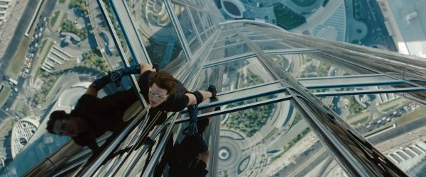 MISSION IMPOSSIBLE GHOST PROTOCOL Trailer Collider