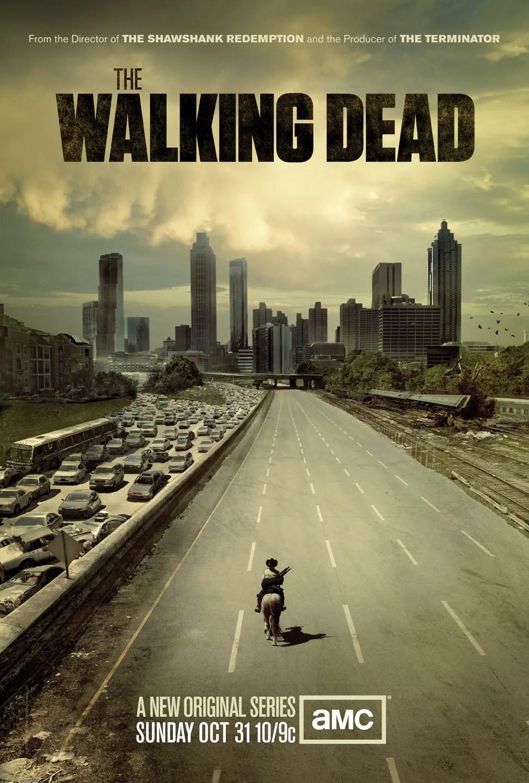 """Résultat de recherche d'images pour """"the walking dead series poster"""""""