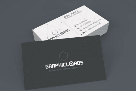 Top 18 Free Business Card PSD Mockup Templates in 2018   Colorlib 18 Best Free Business Card Templates GraphicLoads