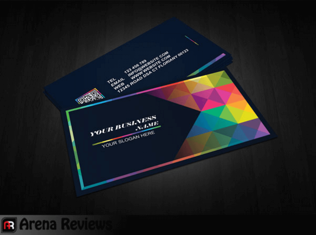 images for business card photoshop template