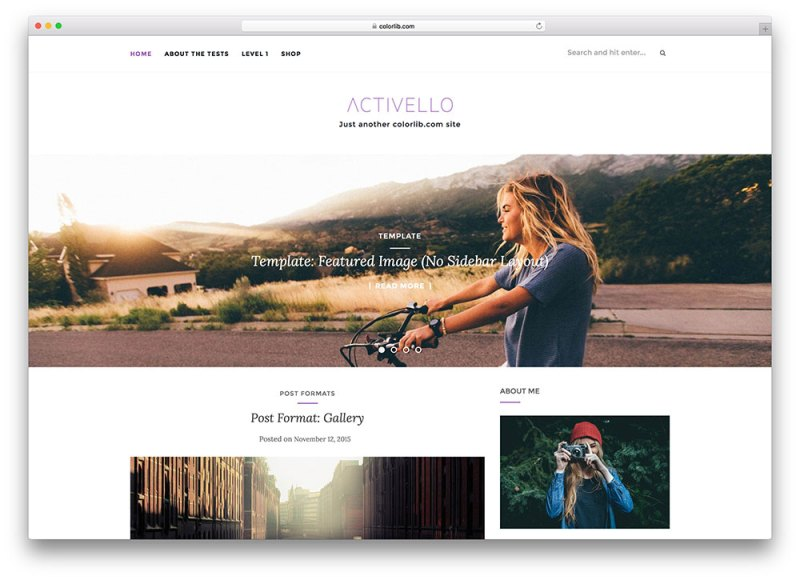 activello-free-wordpress-blog-theme