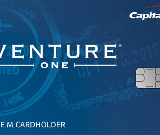 Learn More Capital One Ventureone
