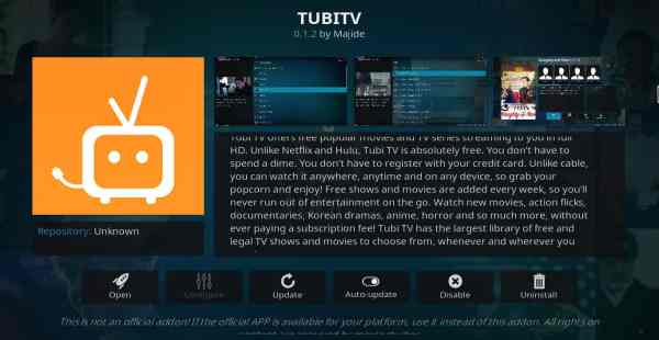 How to watch Tubi TV on Kodi and outside the US | Comparitech