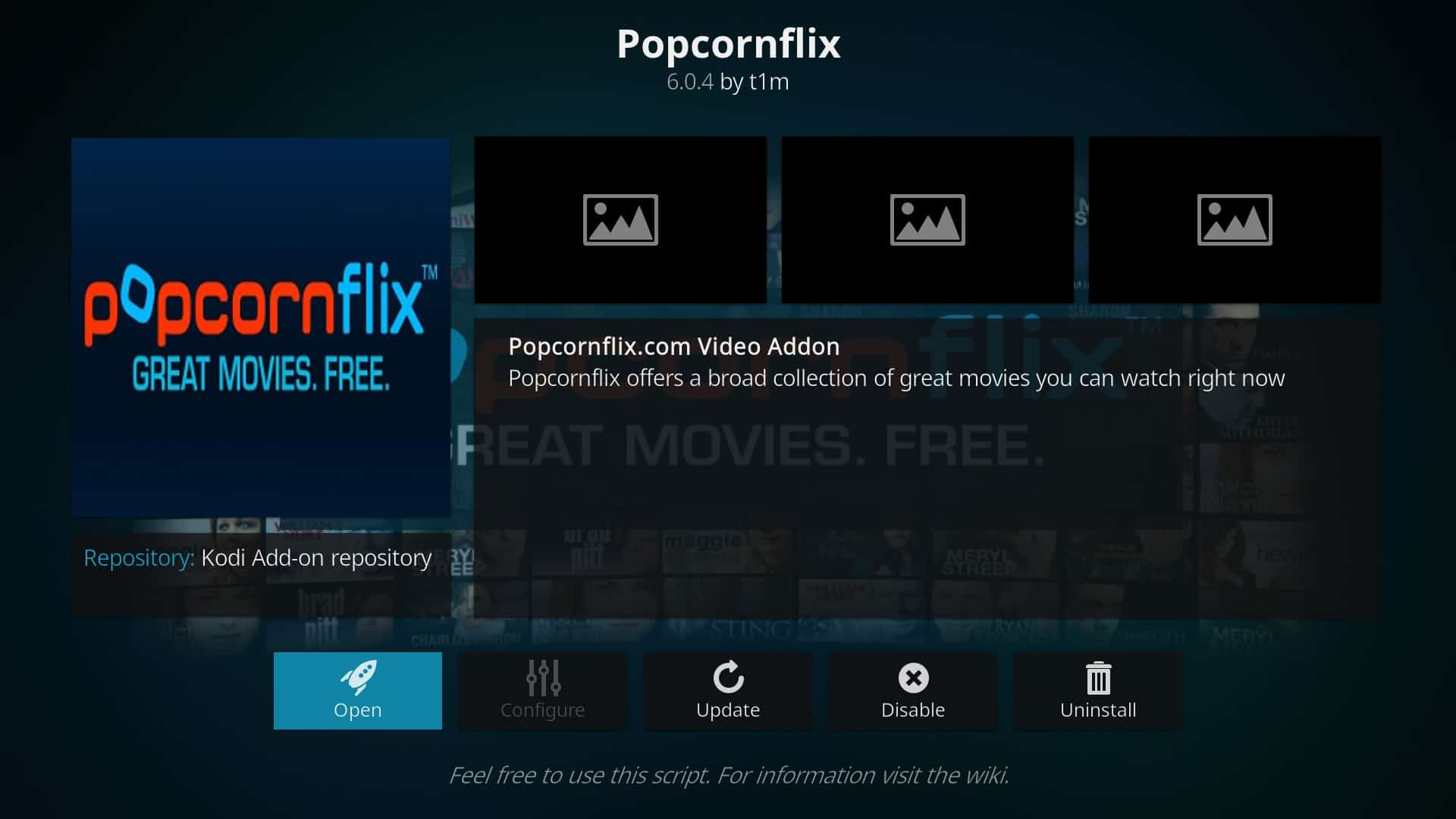 Popcornflix Is An Ad Supported Streaming Tv Service Which Is Mainly Focused On Movies And Tv Shows If You Use The Platforms Service Through The Kodi Addon