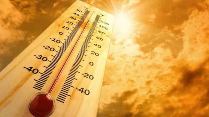 Las temperaturas globales van camino de un aumento de 3 a 5 grados para  2100 | Life - ComputerHoy.com